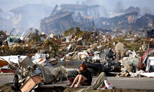 Japan Tsunami crisis