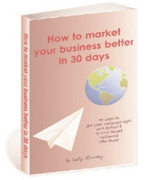 ebook cover image for marketing book