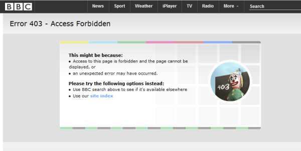 BBC fixed
