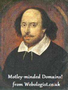 Shakespeare Domains