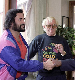 Yorkshire Ripper and Jimmy Savile