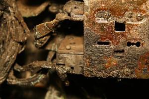 burnt-hard-drive