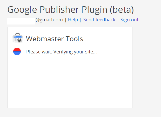 Google publisher plugin 0.3