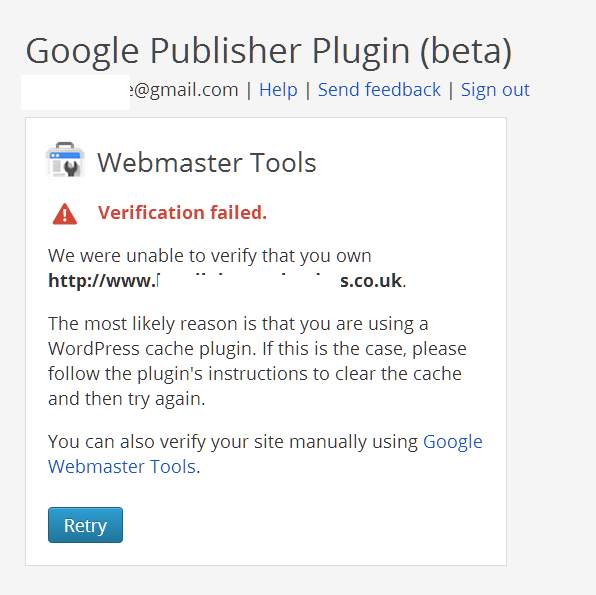 Google publisher plugin 0.4