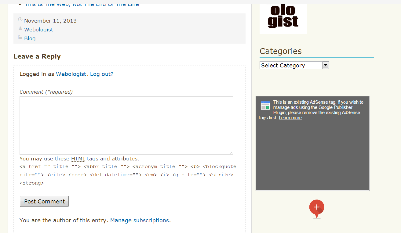 Google publisher plugin 5